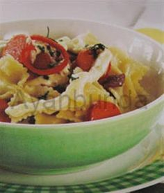 Cream Cheese Pasta:: Resep Keluarga :: Resep :: Ayahbunda :: recipe in Bahasa Indonesia