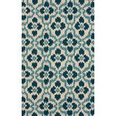 Found it at AllModern - Pop Spa Sonia Blue Area Rug
