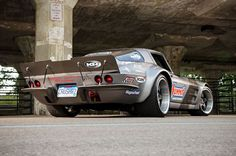 1964 Chevrolet Corvette Rear Three Quarter