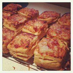 Pizza scones