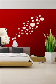 Love Bubbles-Reflective Decal