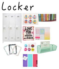 """Locker @nc4you"" by nc4you on Polyvore featuring interior, interiors, interior design, Zuhause, home decor, interior decorating, Natural Life, ban.do, mylocker und NC4you"
