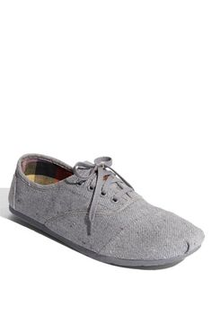 TOMS 'Cordones' Flecked Wool Sneaker (Men)