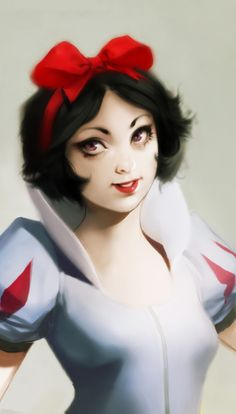 Snow white close by  Jace Wallace