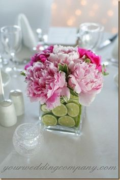 Cute wedding flowers