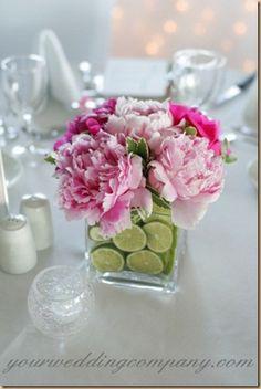 Cute wedding flowers