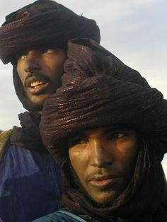 The Tuareg Berbers | Ethnographic materials ML.