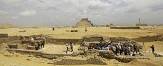 Egitalloyd Travel Egypt: News, Saqqara: 3,100-year-old tomb of a royal mess... http://egitalloyd.blogspot.com/2014/05/news-saqqara-3100-year-old-tomb-of.html