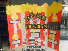 Running away? I'll help you pack.: Science Project ... Un-popped Popcorn Kernels