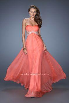 La Femme 19382 #LaFemme #gown #cocktail #elegant many #colors #love #fashion #2014