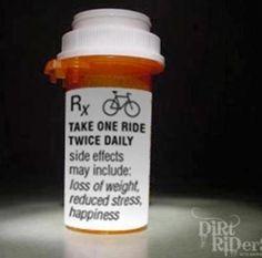 Cyclist Prescription