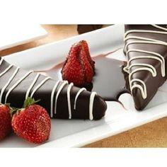 #yummy #strawberry #chocolate
