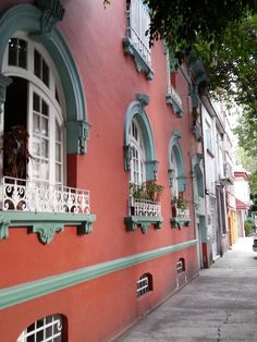 I have often walked down this street before...Colonia Condesa photo 20130802_173206.jpg