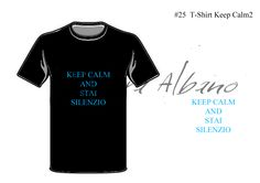 #25 T-Shirt Keep Calm2 Progetto