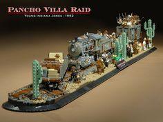 Pancho Villa Raid - Young Indiana Jones by BMW_Indy