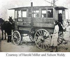 History of the horse-drawn school buggy at Amish Acres.