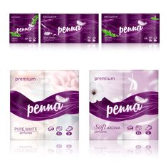 Penna Hygienic Product Packaging