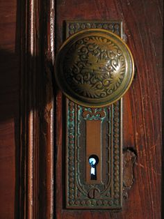 Antique Door Knobs | Old Door Knob. | For The 100 Year Old Home That I Will  Someday Renova ... | Old Door Knobs U0026 Hardware | Pinterest | Antique Door  Knobs, ...