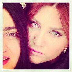 Melisa ve Annesi