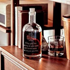 Say what you're really thinking. Jack Daniels Gifts, Whiskey Bottle, Vodka Bottle, Bottle Sizes, Black Gift Boxes, Wooden Tops, Liquor, Irish, Just For You