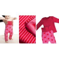 Minikrea 10404 - babysetje 0m-9m Sewing patterns for kids.