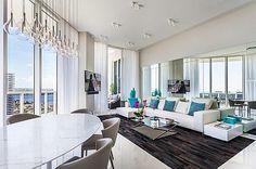 Bellini Apartment by KIS Interior Design