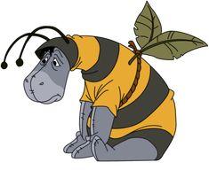 Eeyore Bee by Kasablanka