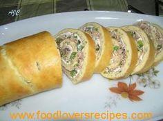 Lunch Snacks, Savory Snacks, Easy Snacks, Tuna Recipes, Dessert Recipes, Cooking Recipes, Recipies, Desserts, Quiche