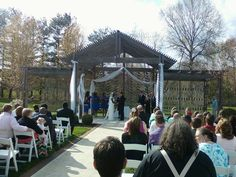 2014 Spring wedding and Reception in Fort Wayne IN