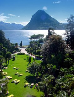 Ticino, the capital city of Lugano, is also the spiritual home of Italians in Switzerland, which adds a sexy slouch to an otherwise buttoned-up country.