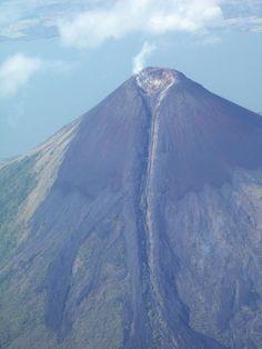Volcan Momotombo -Nicaragua