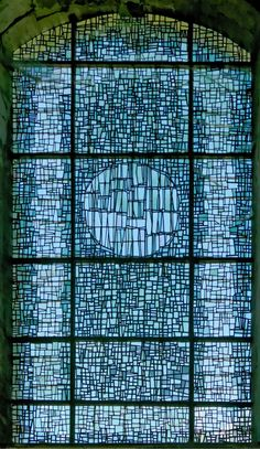 Modern Stained Glass, Stained Glass Church, Stained Glass Designs, Stained Glass Art, Mosaic Glass, Modern Glass, Leadlight Windows, Leaded Glass Windows, Cathedral Windows