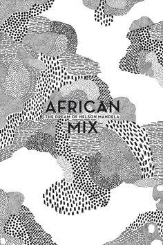 Elise Hannebicque, African mix, 2014