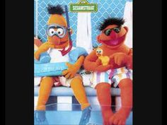 Bert en Ernie - Neuzenlied Bert & Ernie, Music For Kids, Bedtime, Teen, Film, School, Funny, Cute, Youtube