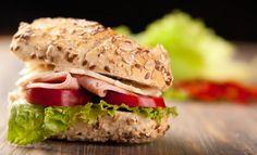 Odrobina klasyki - dietetyczna kanapka na raz!