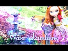 ▶ How to make Doll Water Fountains | Plus More Lalaloopsy Girls Quick Review - YouTube