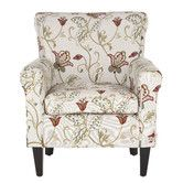 Found it at Wayfair - Ria Cotton Chair, get 2 and a table for between