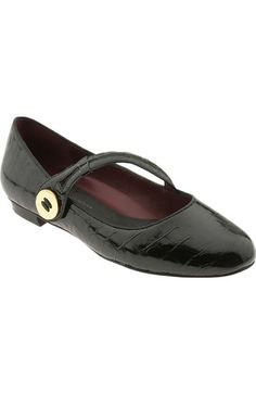 'Franka' Mary Jane Flat from Oh! Shoes
