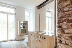 Tischlerei Sommer – loft details - TISCHLEREI SOMMER Küchen in Eiche und Stahl