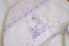 Toalha De Banho | Atelier AnnaBella For Babies | Elo7