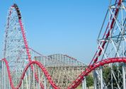 Worlds of Fun - Ah, the memories...Who doesn't love a good amusement park?