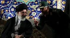 """A page belonging to the Iranian Revolutionary Guard on the site """"Facebook"""", on Friday, published of ..."""