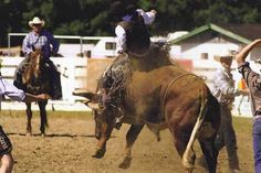 Long Beach Rodeo July 25th & 26th, 2015 sponsored by the Peninsula Saddle Club
