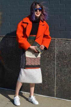 Irene Kim - New York Street Style