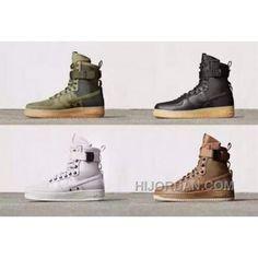 innovative design 2ef4e 2b9e3 Nike Special Field Air Force 1 Faded Olive Gum Men Sneaker