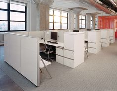 bauhaus offers perfect office solutions through our relationship with Knoll. www.bauhausinteriors.com