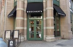 Beecher's Handmade Cheese in the flat iron district....super tasty sandwiches....and homemade cheese!