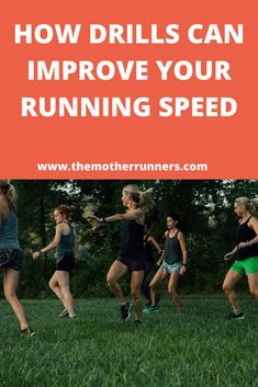 2 Non-Running Activities that Make You Run FASTER - The Mother Runners - You can run faster without actually running more. These exercises will help improve your form and running efficiency. Running Drills, Running Injuries, Running Workouts, Running Training, Running Tips, Easy Workouts, Running Humor, Trail Running, Running Blogs