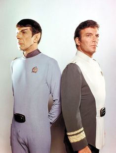 "Spock and Kirk - Promo picture for ""Star Trek: The Motion Picture"" (1979)"