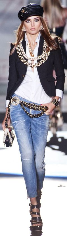 Dsquared2 Spring 2013